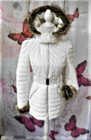 Morgan Giacca invernale bianco sporco-bianco