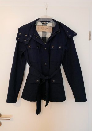 Burberry Between-Seasons Jacket dark blue-blue