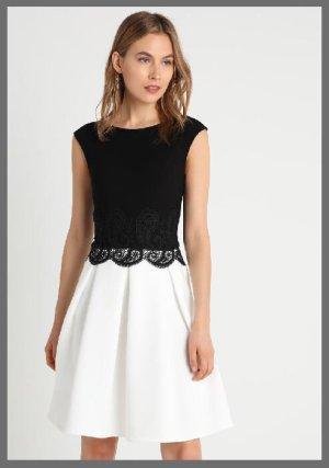 Anna Field Cocktail Dress white-black mixture fibre