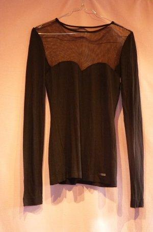 Miss Sixty Netshirt zwart