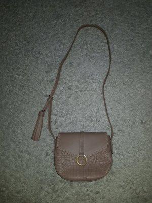 NEU Verkaufe Handtasche von David Jones in hellbraun/beige
