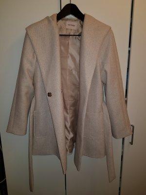 NEU Verkaufe Mantel Gr. 38 in beige von ORSAY