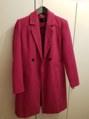 Vero Moda Abrigo de invierno magenta