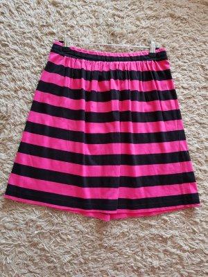 NEU Verkaufe Rock Gr. M in pink-schwarz von ESPRIT