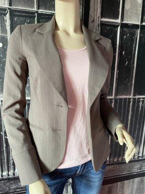 Vero Moda Jersey Blazer green grey-grey brown