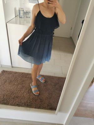 Vero Moda Sukienka z falbanami Wielokolorowy