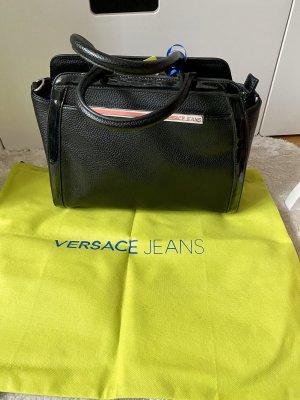 NEU Versace Jeans Tasche Umhängetasche schwarz