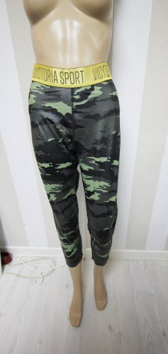 NEU Victoria´s Secret Camouflage Leggings Hose Army gr XL