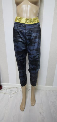 Victoria's Secret Leggings azul-azul oscuro