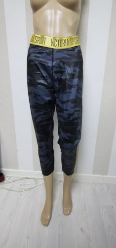 NEU Victoria´s Secret Camouflage Leggings Sporthose Army chic gr XL