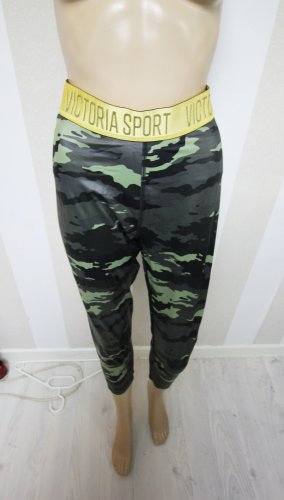 Victoria's Secret Leggings verde oscuro-verde