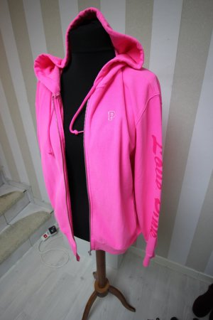 NEU Victoria´s Secret Hoodie Jacke knallige Farbe gr L 40 42 44