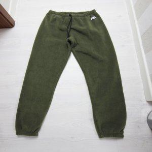 Victoria's Secret Pantalone da ginnastica verde oliva