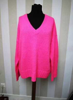 Victoria's Secret V-Neck Sweater pink