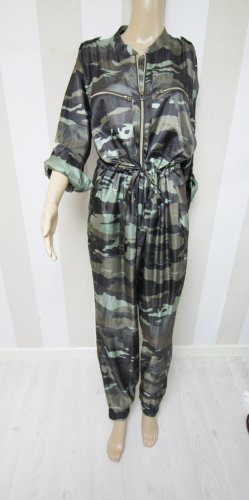NEU Victoria´s Secret Overall Army Military Camouflage Gr L