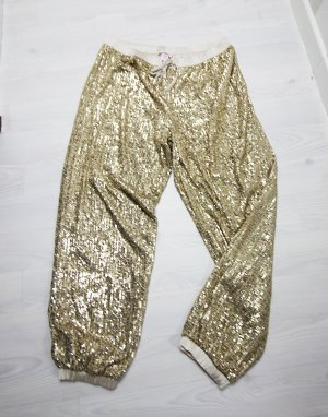 NEU Victoria´s Secret Pailletten Hose Bling Bling Gr XL