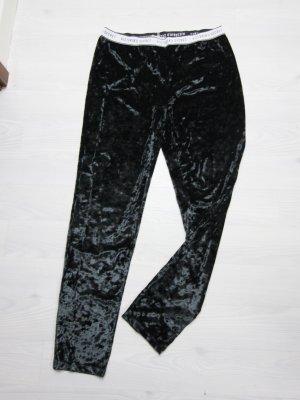 Victoria's Secret Leggings negro-blanco