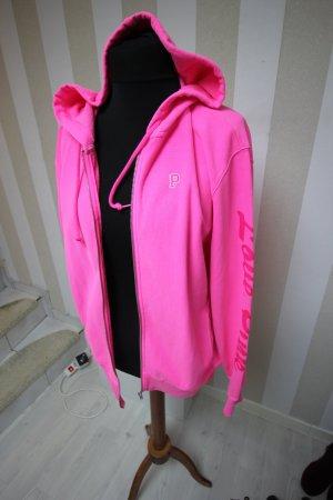 Victoria's Secret Kurtka dresowa różowy
