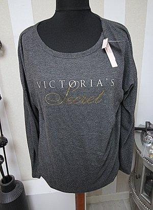 Victoria's Secret Maglione girocollo oro-grigio