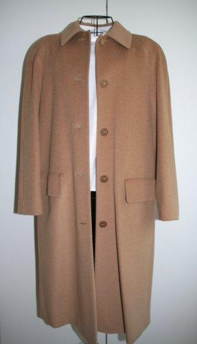 NEU Vintage Kamelhaar Mantel von Alexander, Gr. 36/38 Damen