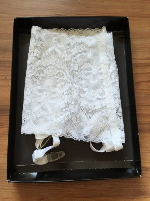 Neu vintage pierre cardin strumpfhalter mieder corsett corsage