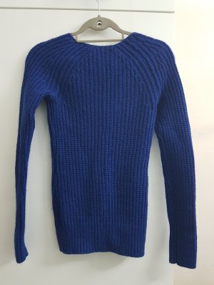Jake*s Wool Sweater blue