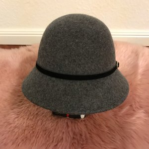 H&M Woolen Hat black-grey