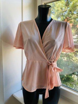 Monteau Los Angeles Camicetta aderente rosa chiaro