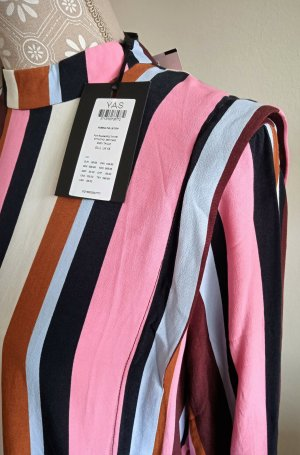 YAS Camicetta a maniche lunghe multicolore Viscosa