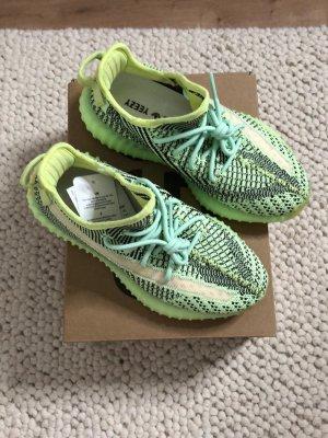 NEU! Yeezy Boost 350 V2 NEON Sneaker Gr 38 2/3