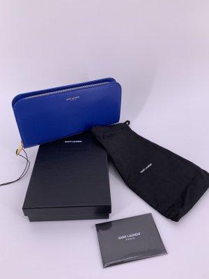 Yves Saint Laurent Wallet blue