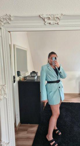 Zara Boyfriend blazer veelkleurig