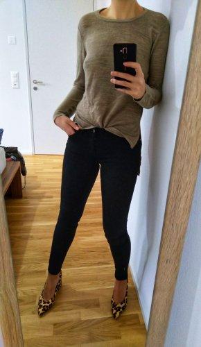 Zara Jeggings negro
