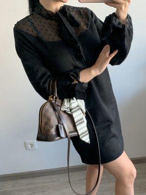 Zara A Line Dress black