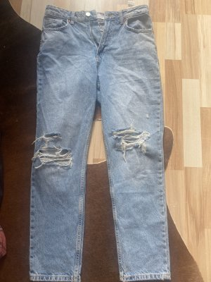 NEU Zara mom jeans