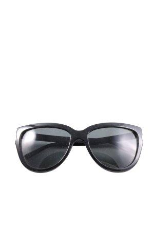 neubau eyewear Butterfly Brille schwarz Casual-Look