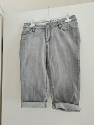 Blue Fire Pantalone Capri grigio