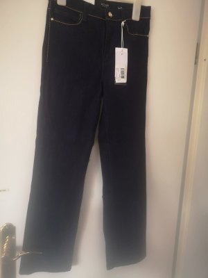 GUESS Los Angeles 7/8 Length Jeans black-blue