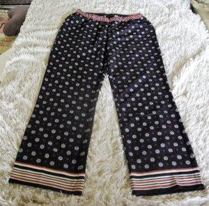 Amy Vermont Pantalone jersey multicolore Poliestere
