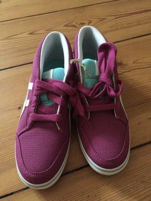 Asics Sneakers met veters framboosrood