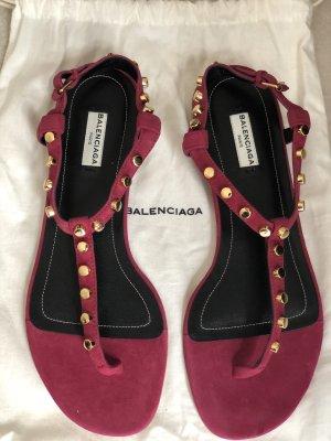 Neue Balenciaga Sandalen