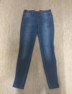 Neue blaue Jeans/Jeggings von Fishbone