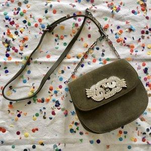 Neue Blogger Tasche von Zara, Echtleder