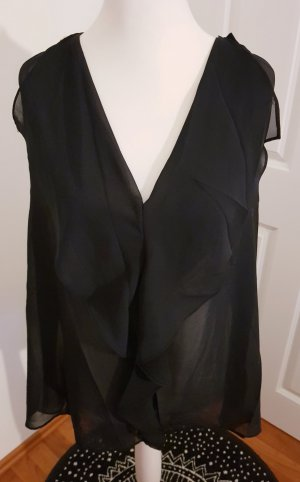 neue bluse schwarz von chattawak gr.m