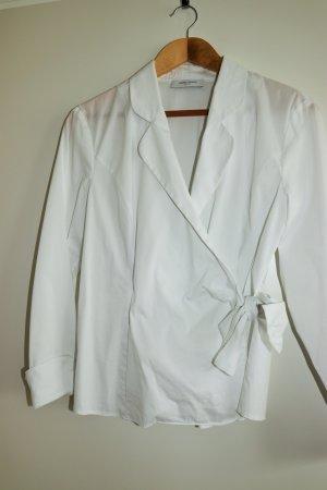 Gerry Weber Kopertowa bluzka biały Bawełna