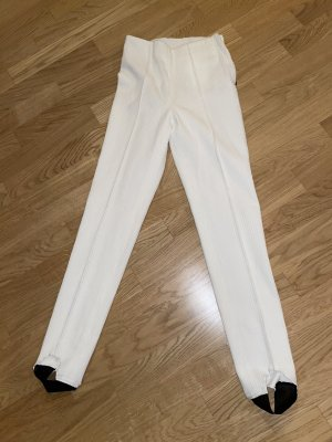 Bogner Strapped Trousers natural white