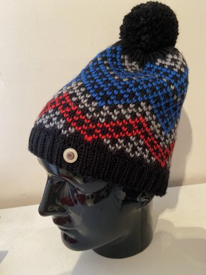Bogner Fire + Ice Knitted Hat multicolored
