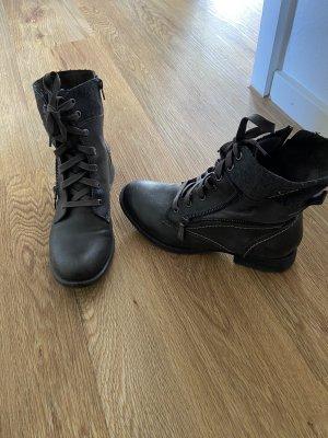 Jana Ankle Boots anthracite-dark grey