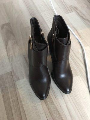 Neue, braune Raxmax Stiefel, Größe 37!