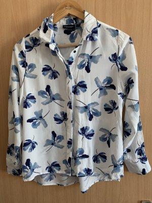 Neue Brodway Bluse mit Blumen Muster